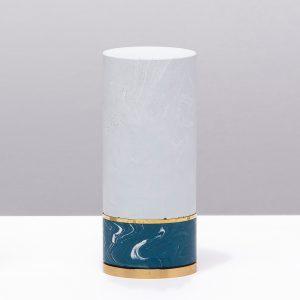 MINI SILO _ blue marble